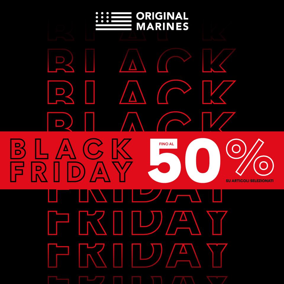Original Marines: Black Friday