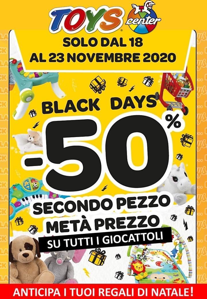 Toys Center: Black Days