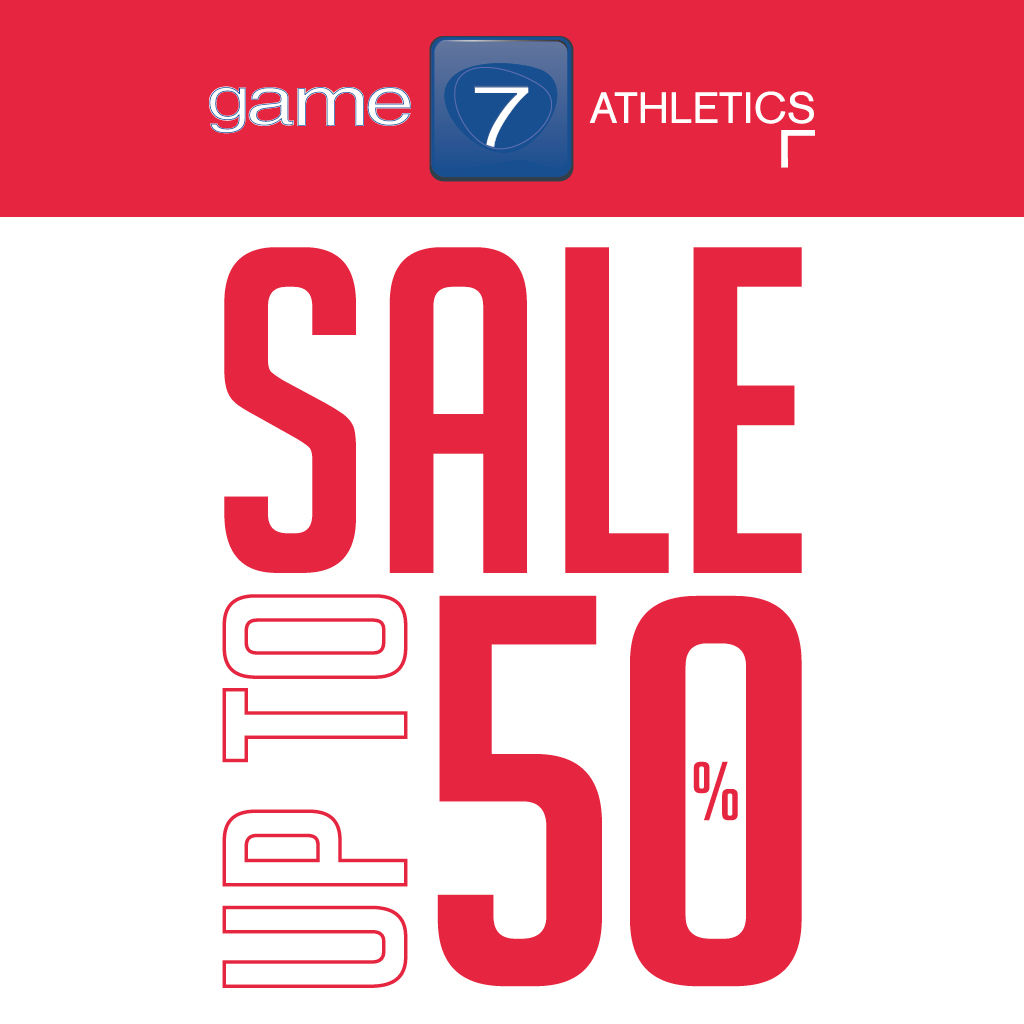 Game7Athletics: SPORT, STYLE, SALE!