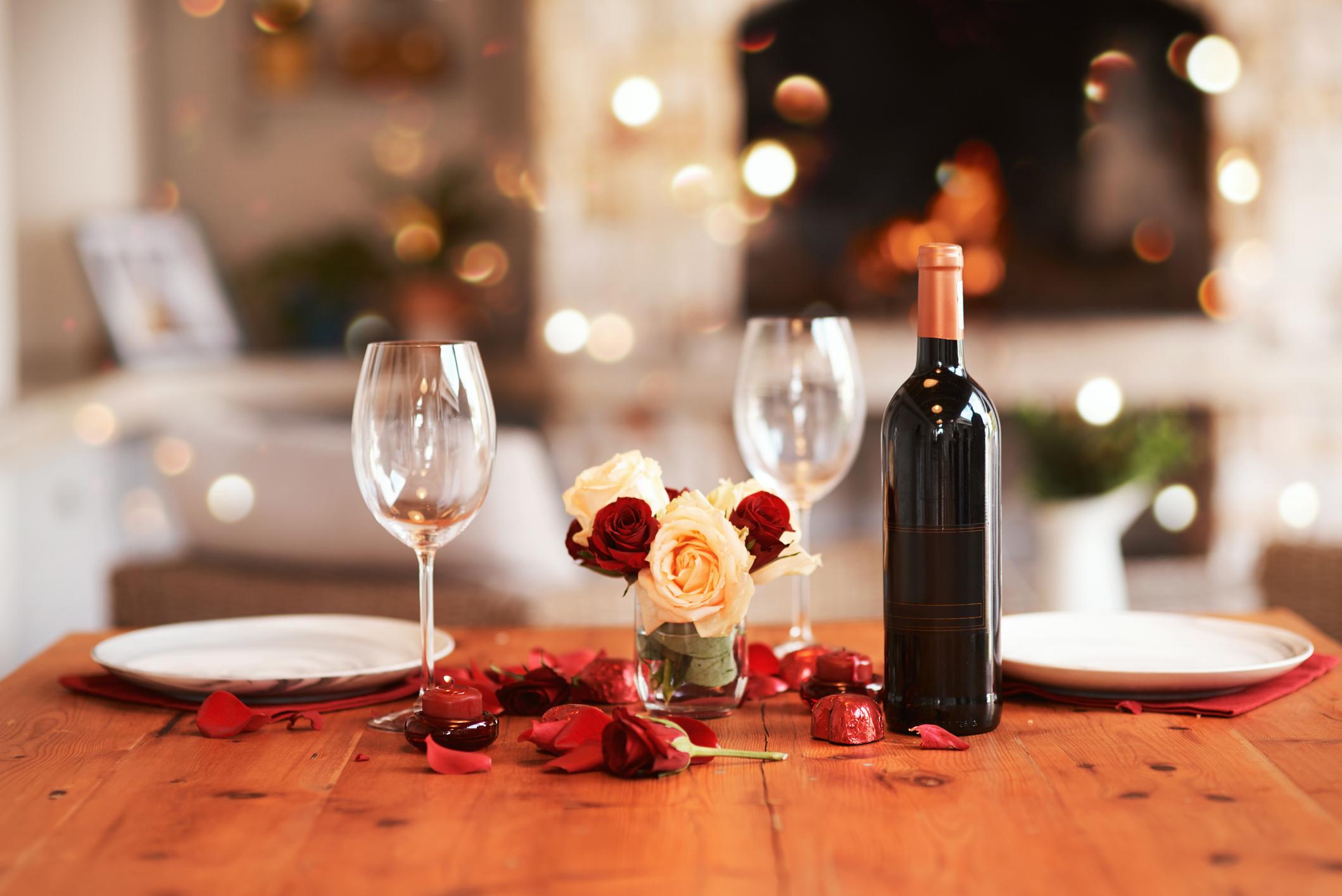 San Valentino: Ricette per una cena romantica
