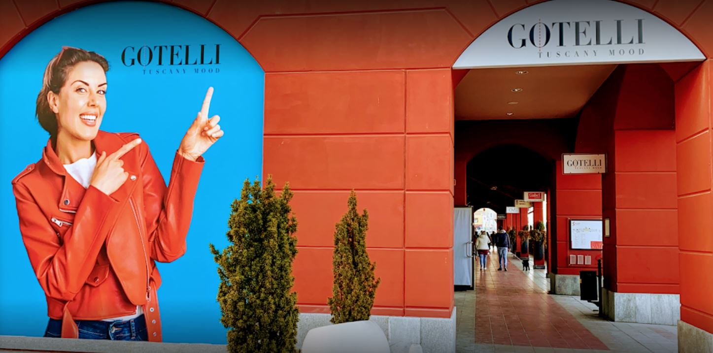 Gotelli | Serravalle Retail Park