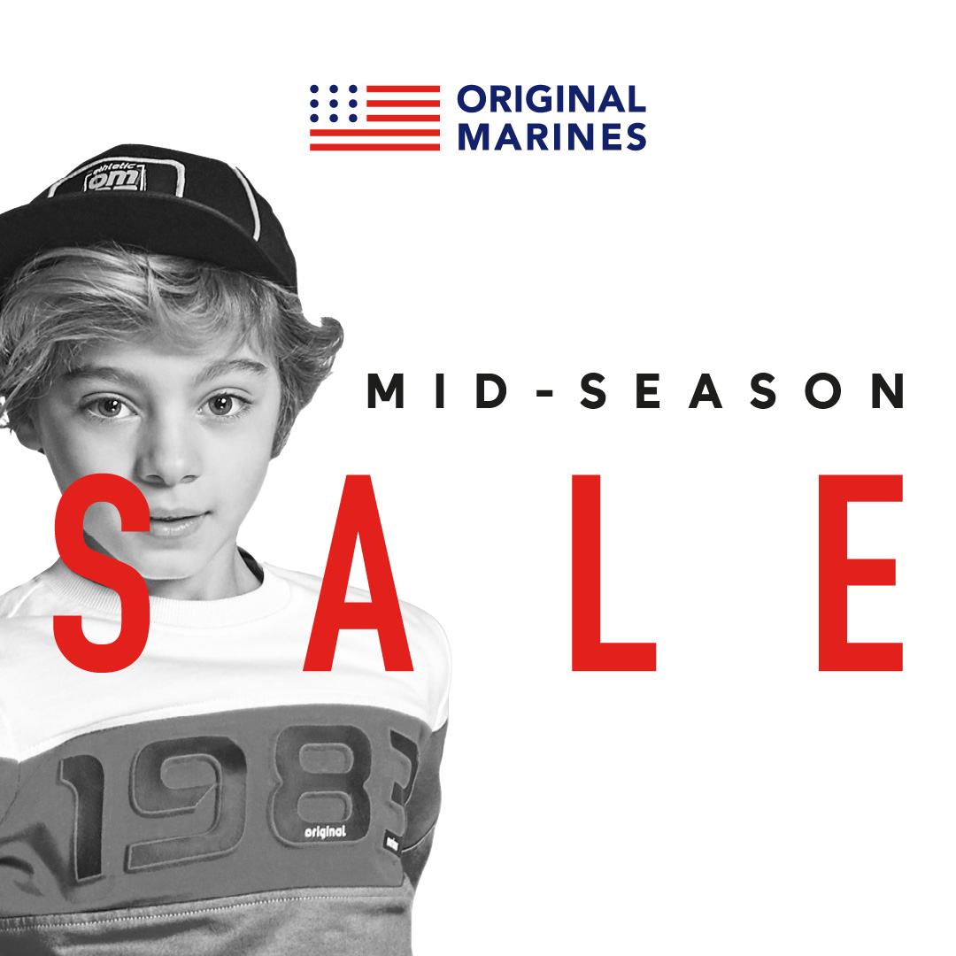 Original Marines: Mid Season Sale