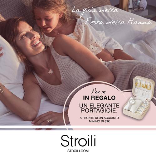Stroili: Festa della Mamma