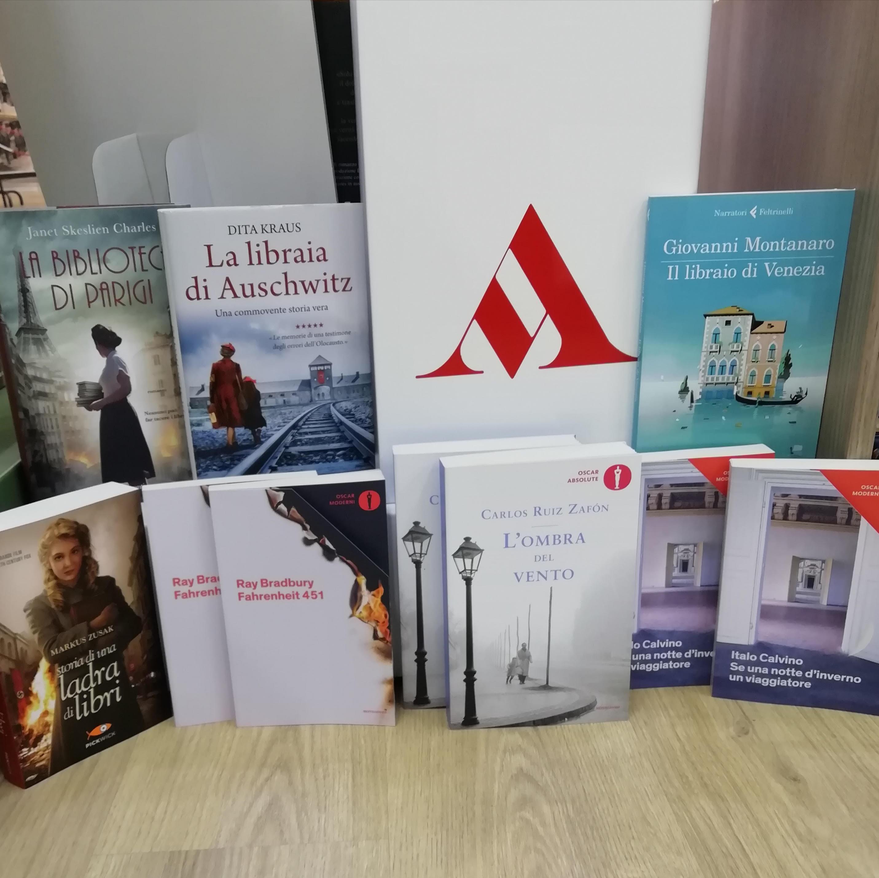 Giornata Mondiale del Libro – I consigli di Mondadori