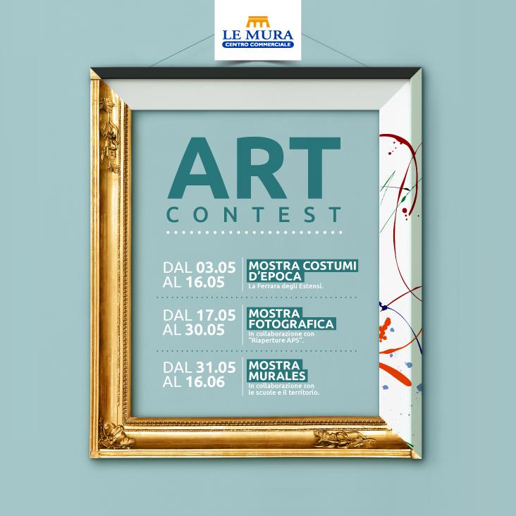 Art Contest: Arte e Storia di Ferrara al Centro