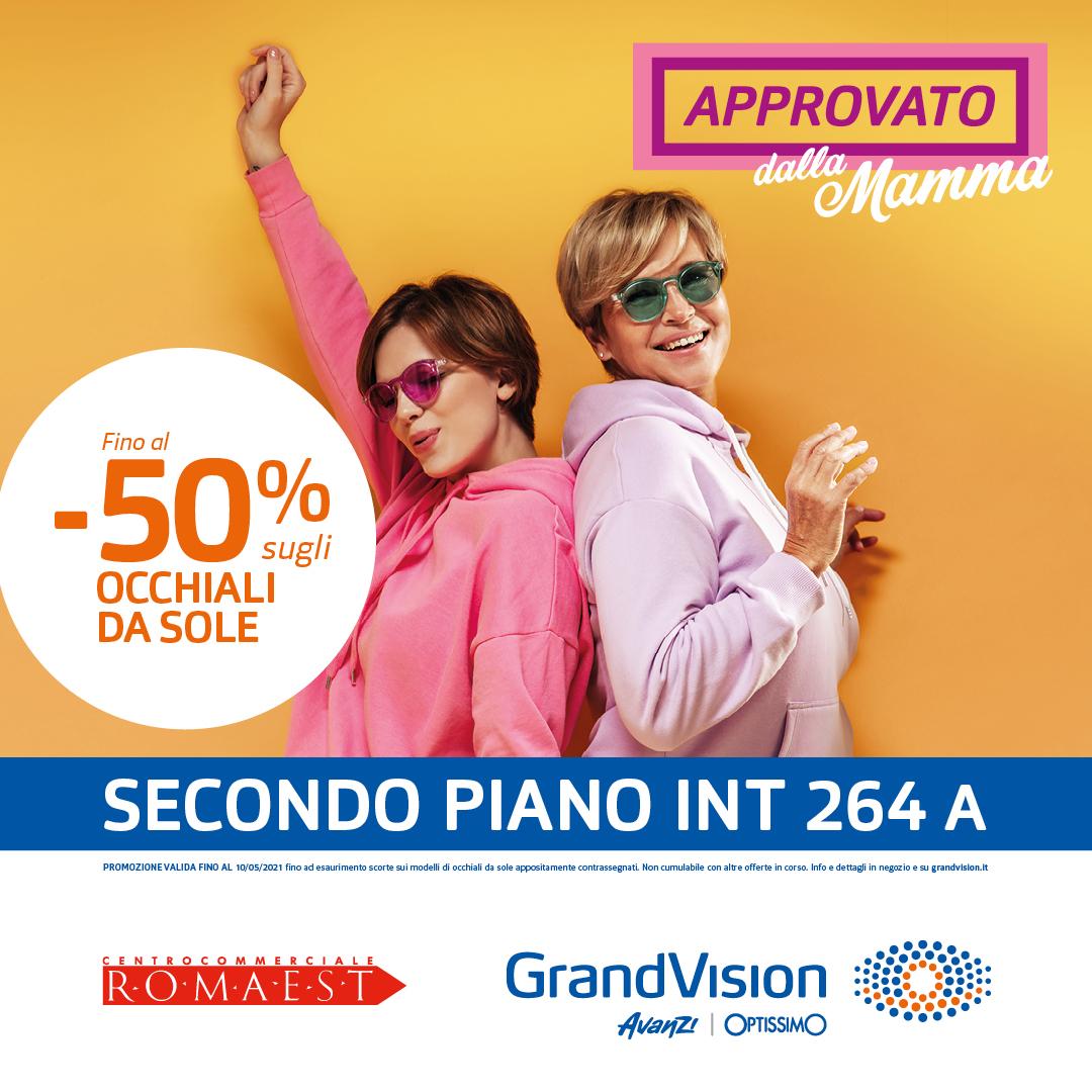 GrandVision: Festa della Mamma