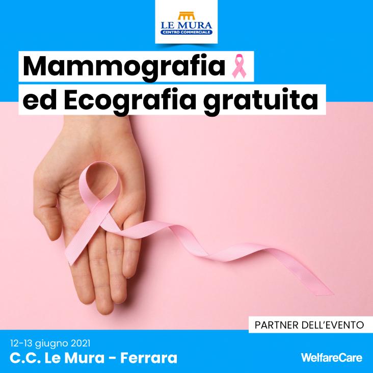Mammografia ed ecografia gratuita