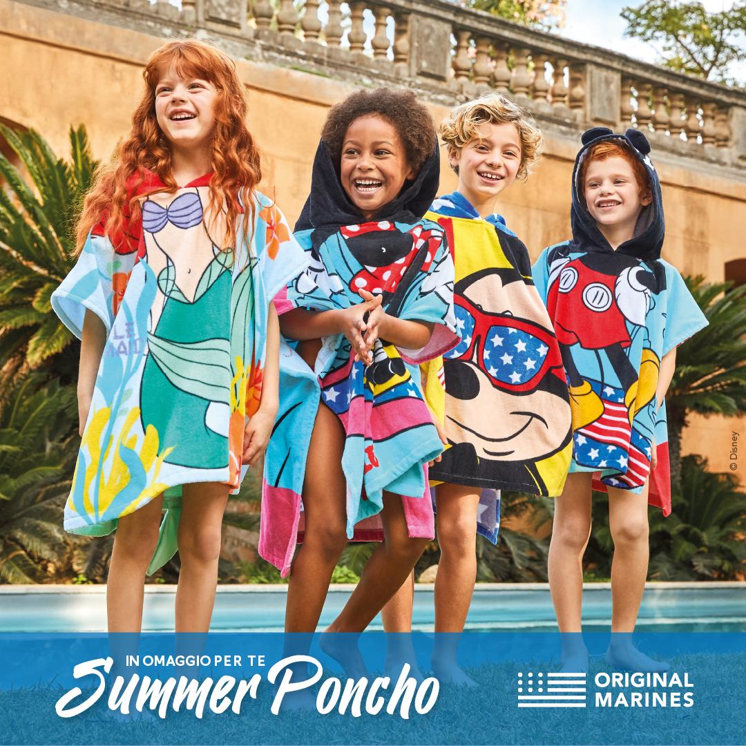 Original Marines: Summer Poncho
