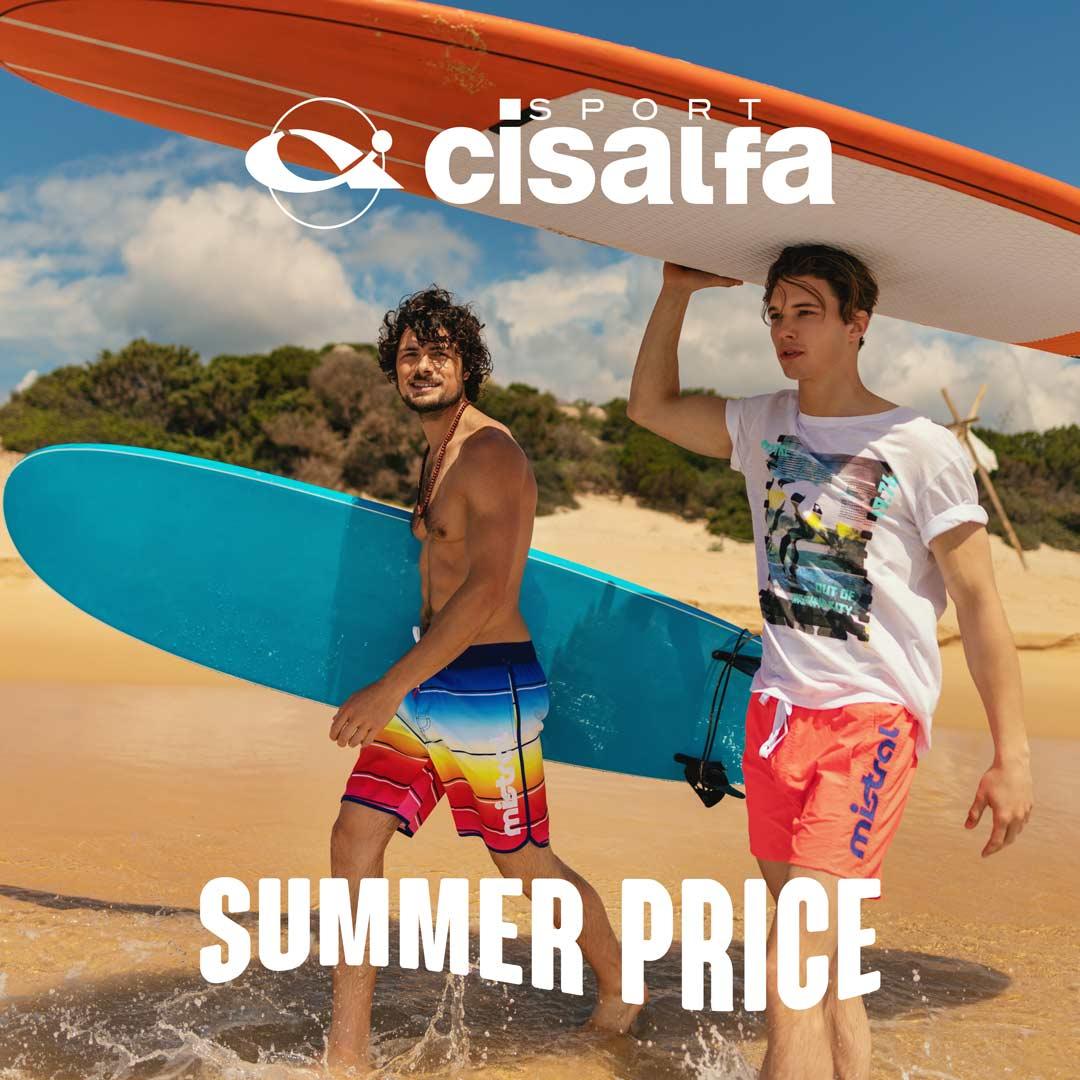 Cisalfa: Summer Price
