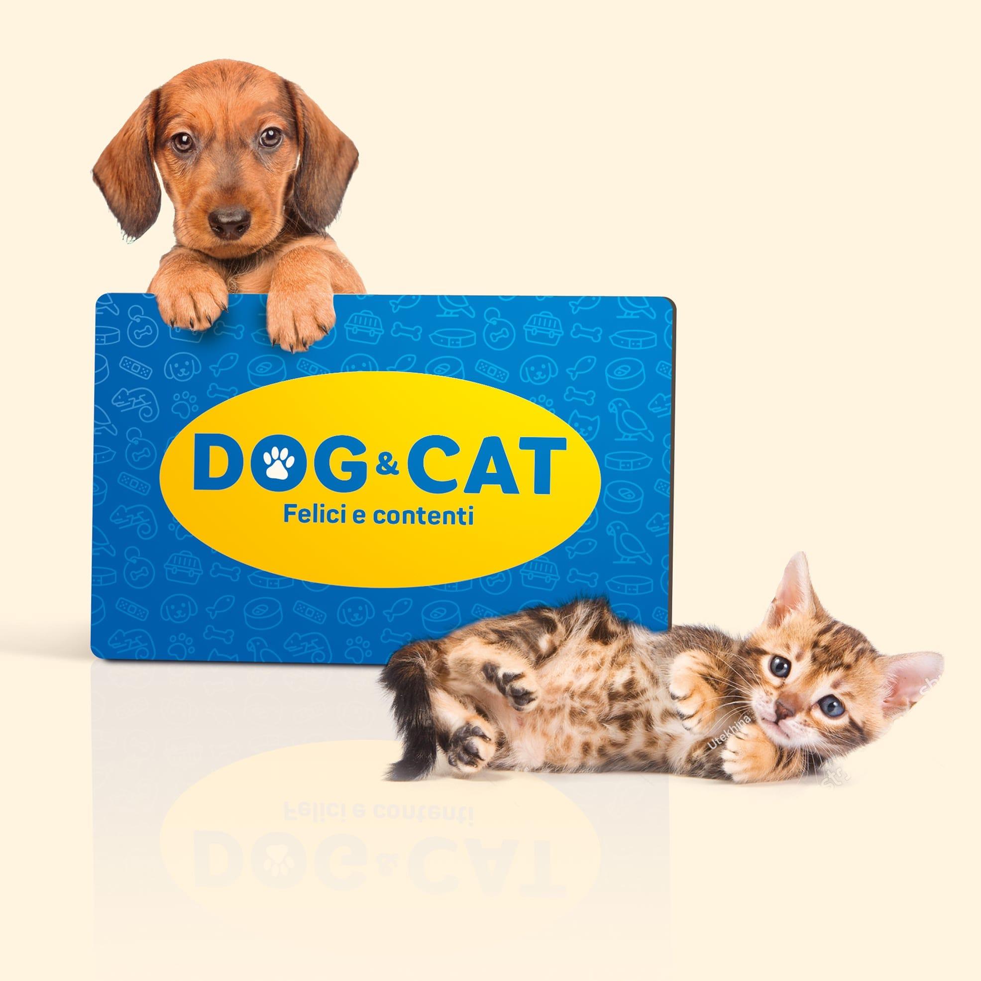 Dog&Cat: Fidelity Card