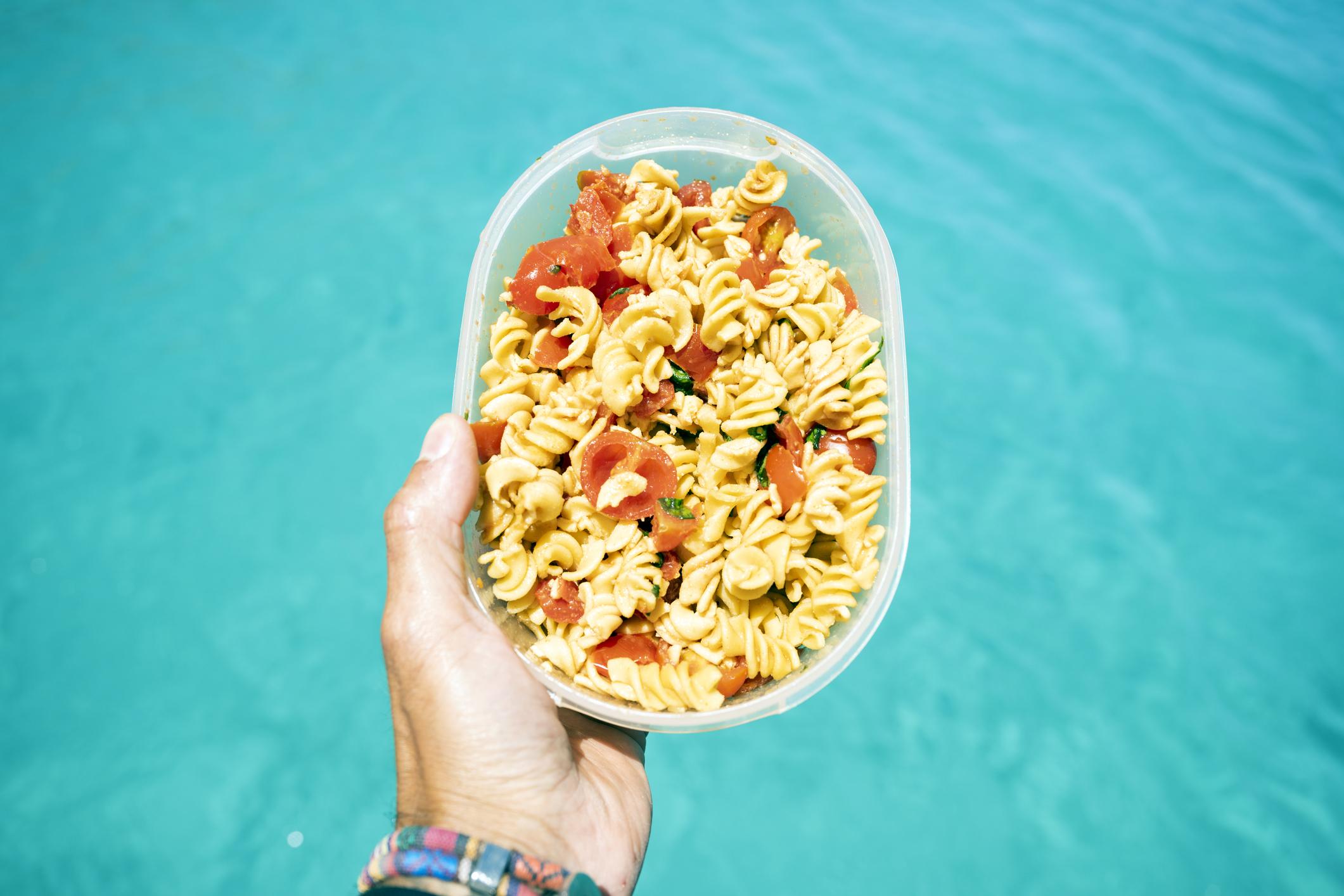 3 ricette da portare in spiaggia