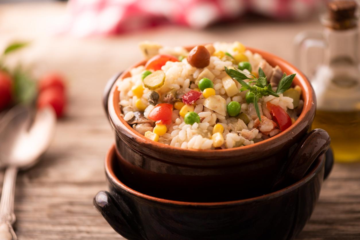 Insalata di riso: La ricetta da portare in spiaggia