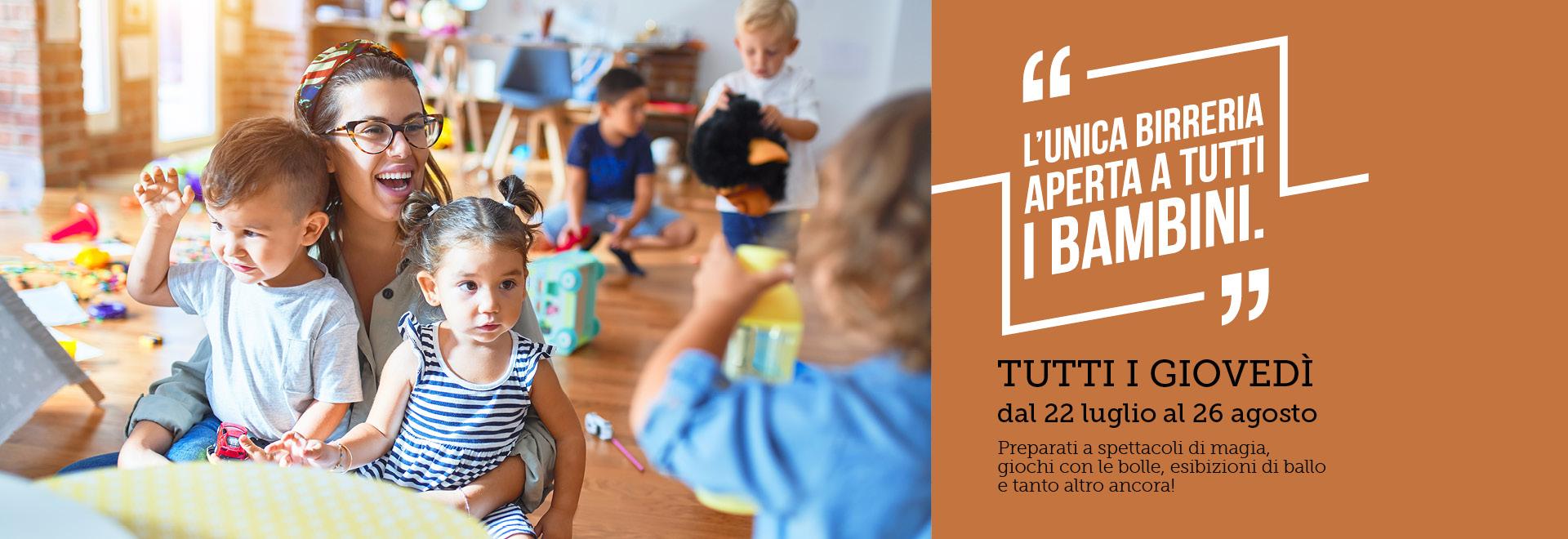 Birreria_Animazione bambini