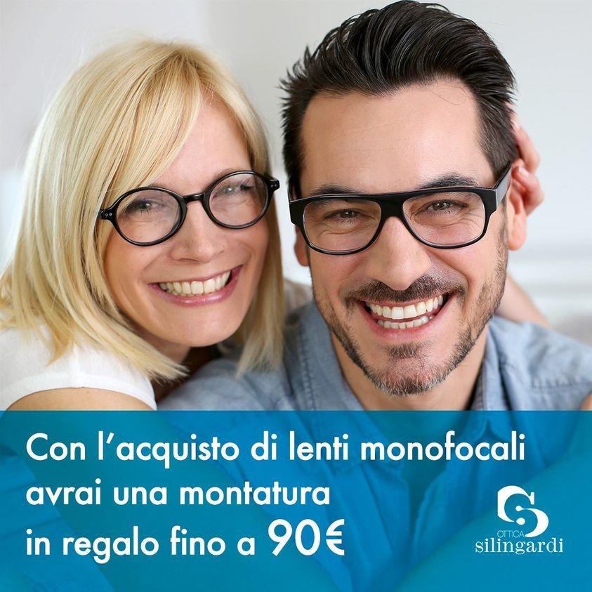 Ottica Silingardi: Lenti Monofocali