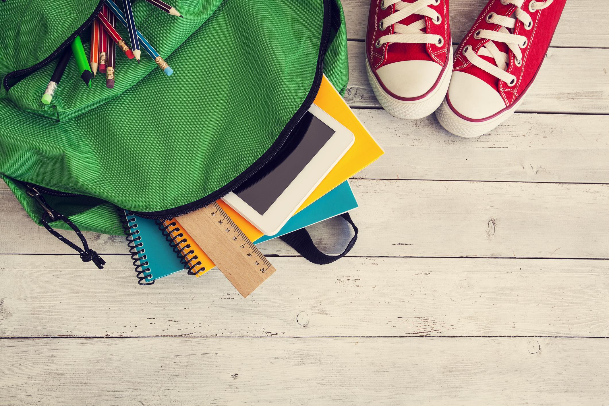 Back to School: Tutto l'occorrente