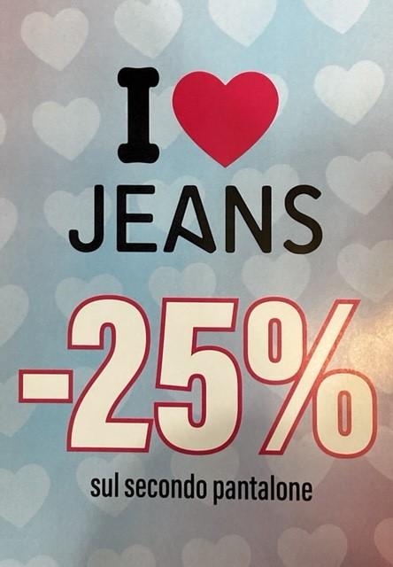 Low Design: Promo jeans 25%