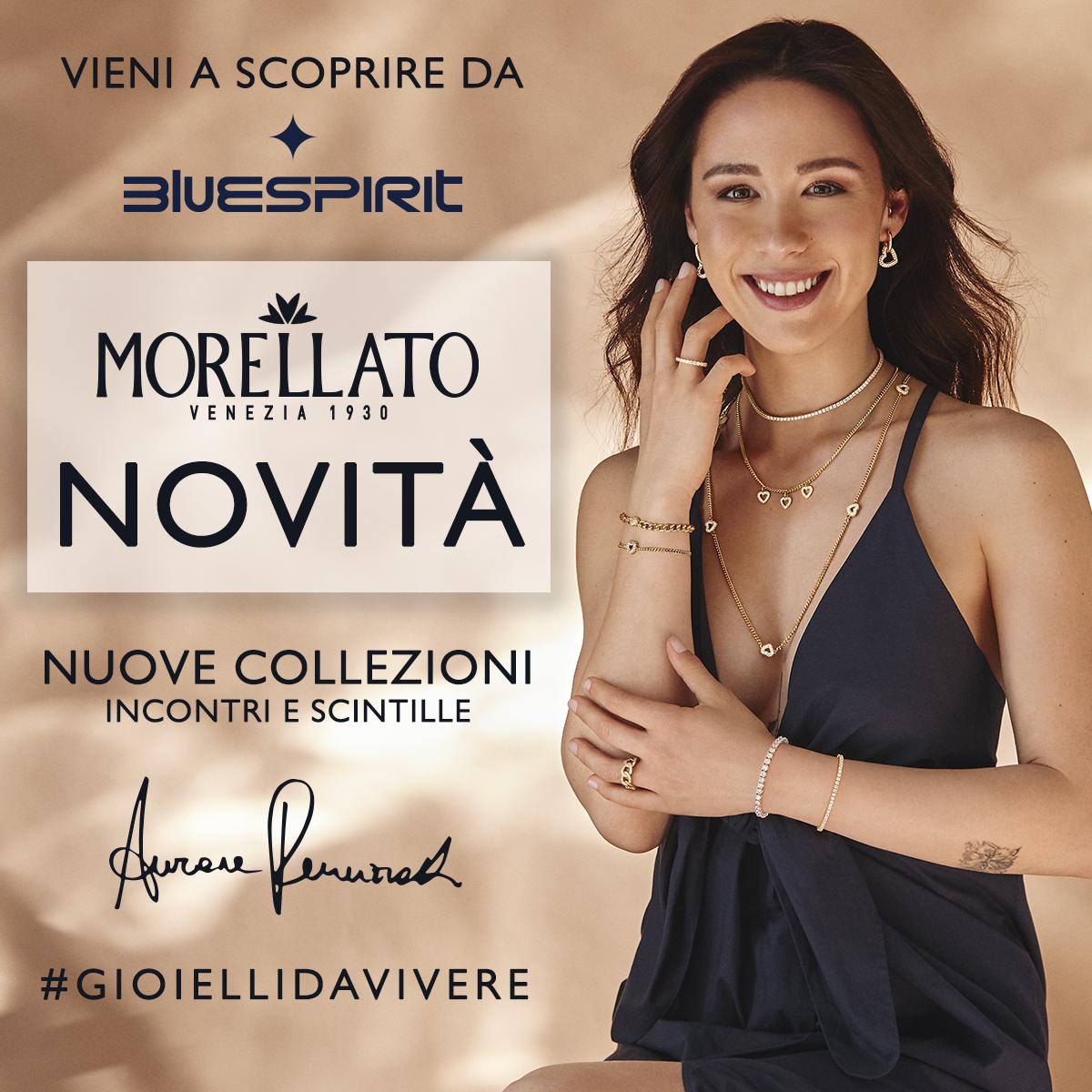Bluespirit: Nuove collezioni Morellato