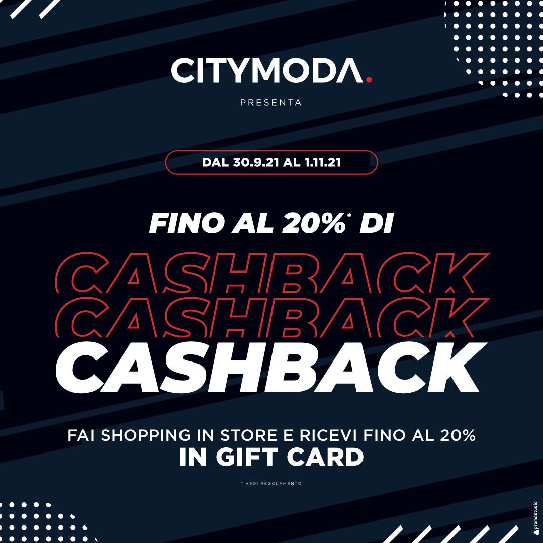 Citymoda: Speciale Cashback